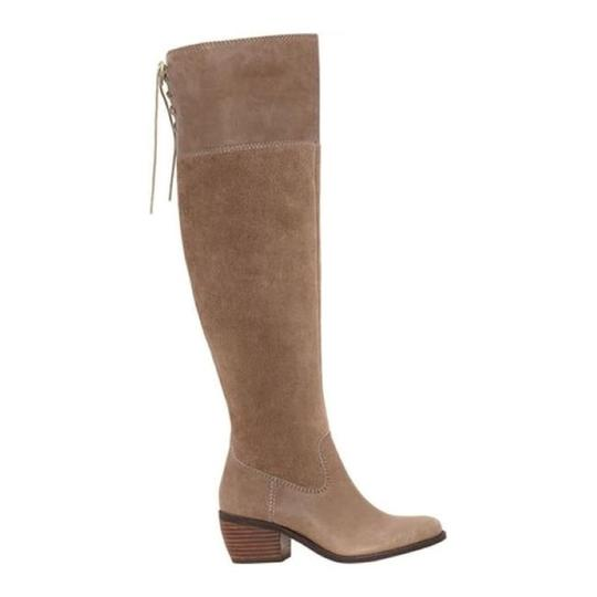 Lucky Brand Brindle Leather Boots Image 1