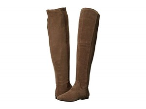 Lucky Brand Brindle Suede Boots