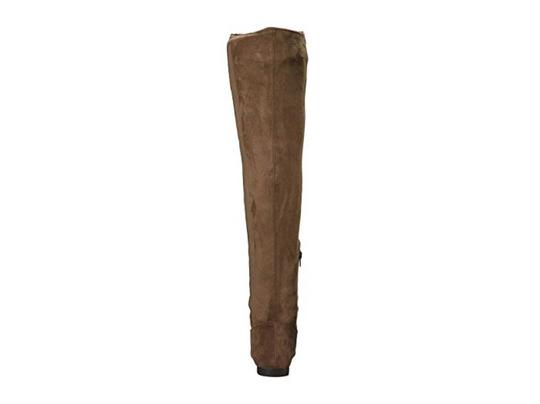 Lucky Brand Brindle Suede Boots Image 2