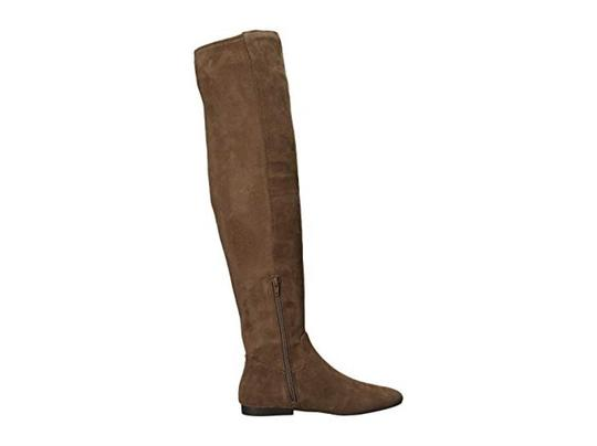 Lucky Brand Brindle Suede Boots Image 4