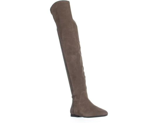 Lucky Brand Brindle Suede Boots Image 5