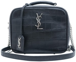 Saint Laurent Calfskin Camera Cross Body Bag - item med img