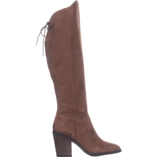 Lucky Brand Tapenade Leather Boots Image 2
