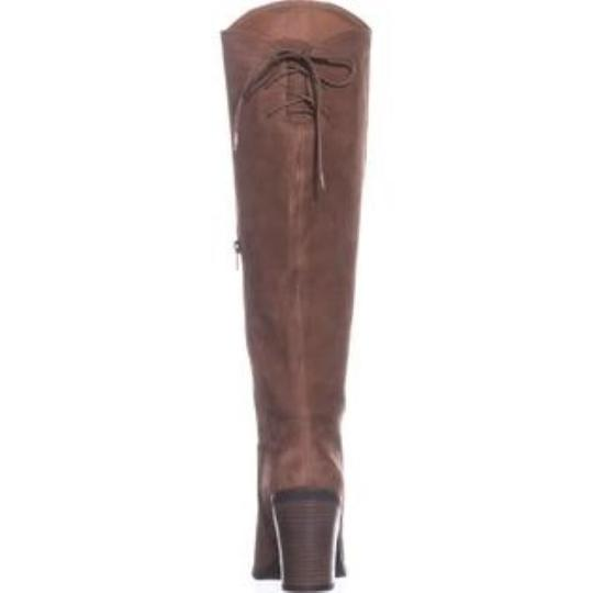 Lucky Brand Tapenade Leather Boots Image 4