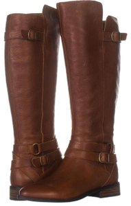 Lucky Brand Whiskey Leather Boots