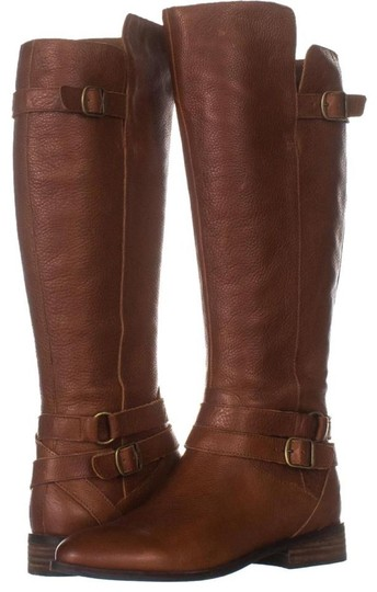 Preload https://img-static.tradesy.com/item/26059005/lucky-brand-whiskey-leather-paxtreen-knee-high-bootsbooties-size-us-75-regular-m-b-0-0-540-540.jpg