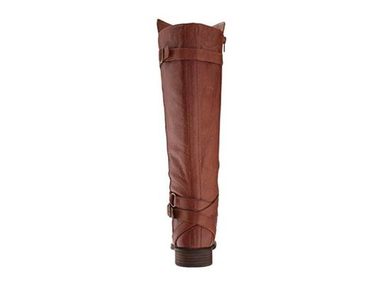 Lucky Brand Whiskey Leather Boots Image 4