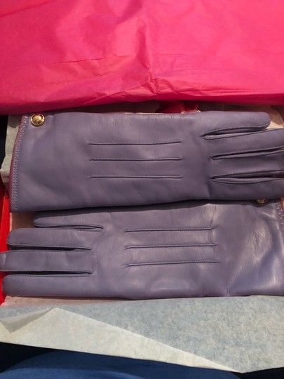 Coach Coach Leather gloves Image 1