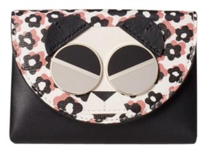 Kate Spade Authentic Kate Spade Italian leather Panda Snap closure wallet