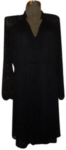 Torrid Stretchy Lace Long Sleeve Onm001 Dress