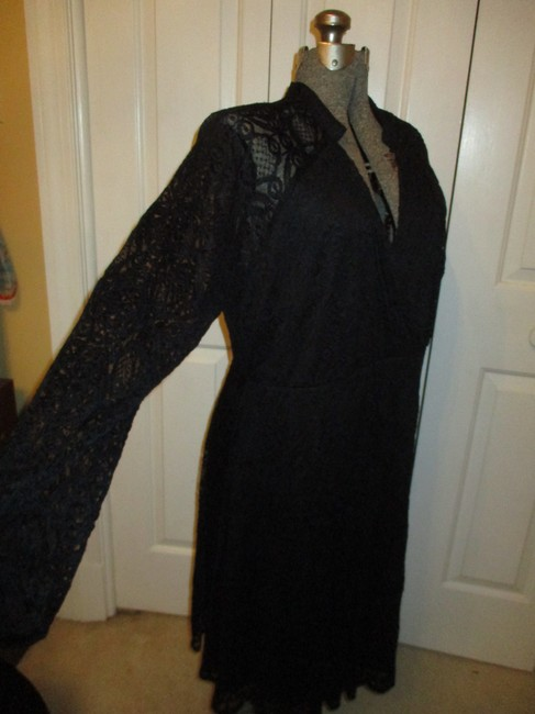 Torrid Stretchy Lace Long Sleeve Onm001 Dress Image 2