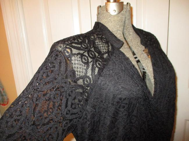 Torrid Stretchy Lace Long Sleeve Onm001 Dress Image 3
