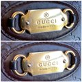 Gucci Guccissima Cocoa Brown Leather Continental Long Bifold Wallet 146199 Image 1