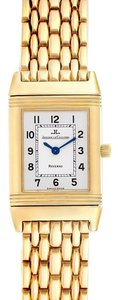 Jaeger-LeCoultre Jaeger-LeCoultre Reverso Silver Dial Yellow Gold Ladies Watch Q2611110