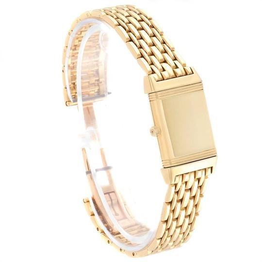 Jaeger-LeCoultre Jaeger-LeCoultre Reverso Silver Dial Yellow Gold Ladies Watch Q2611110 Image 2
