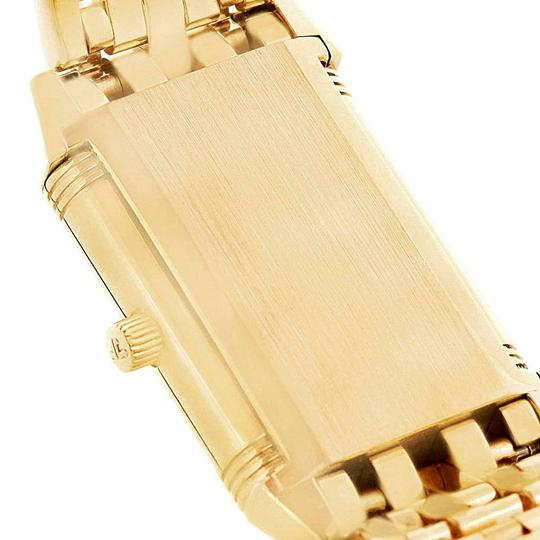 Jaeger-LeCoultre Jaeger-LeCoultre Reverso Silver Dial Yellow Gold Ladies Watch Q2611110 Image 5