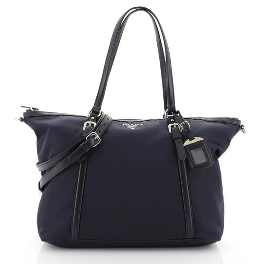 Prada Tote in Convertible Belted Tote Image 0
