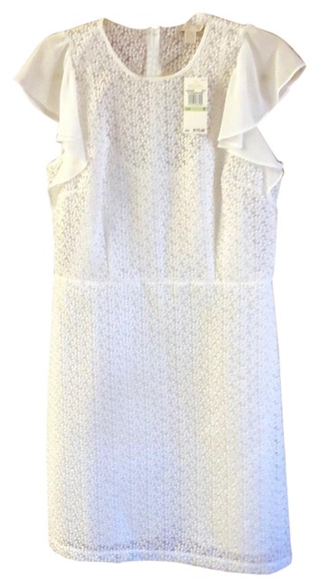 MICHAEL Michael Kors short dress White on Tradesy Image 0