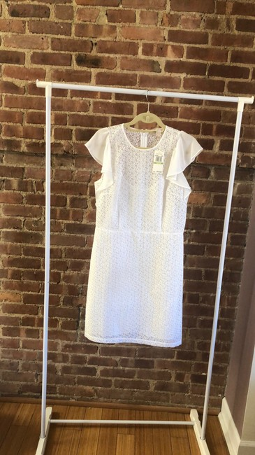 MICHAEL Michael Kors short dress White on Tradesy Image 1