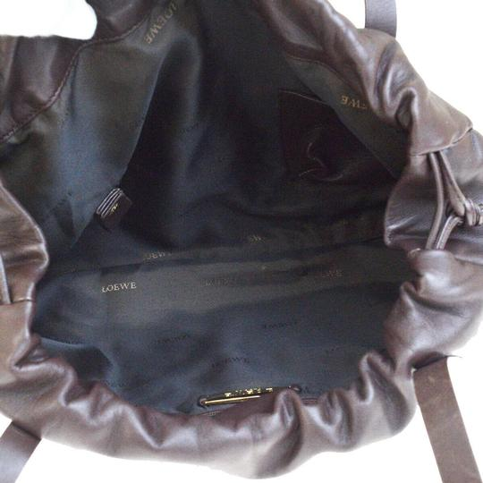 Loewe Made In Spain Tote in Brown Image 10