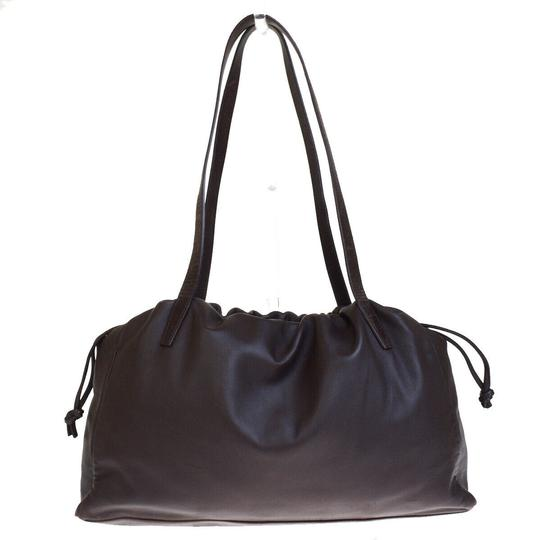 Loewe Made In Spain Tote in Brown Image 2