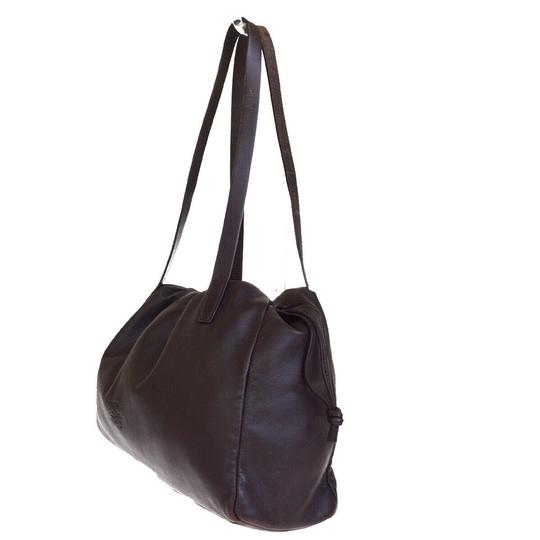 Loewe Made In Spain Tote in Brown Image 3