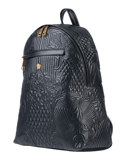 Preload https://img-static.tradesy.com/item/26059404/versace-maxi-embroidery-logo-black-leather-backpack-0-0-540-540.jpg