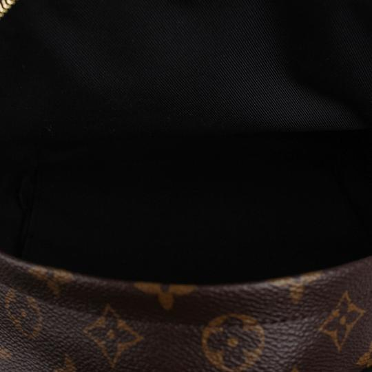 Louis Vuitton Leather Canvas Palm Springs Backpack Image 9