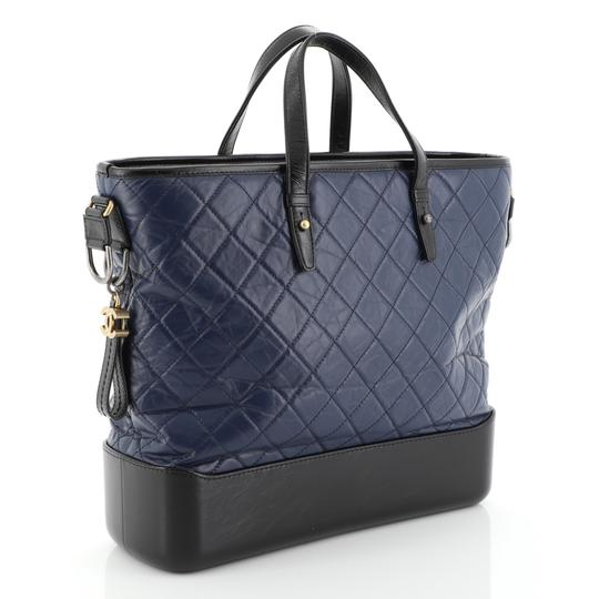 Chanel Tote in blue Image 2
