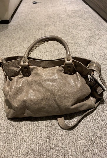 Balenciaga Satchel in grey/beige Image 2