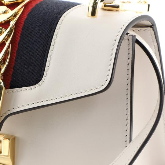 Gucci Satchel in white Image 8