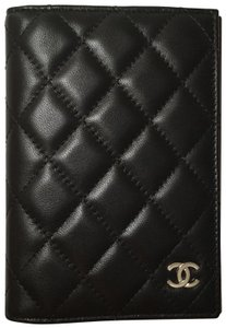 Chanel Classic Passport Holder