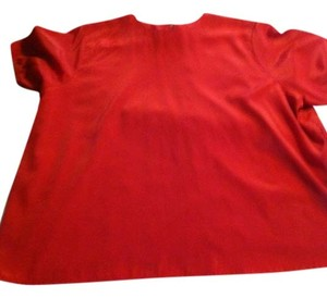Gianna woman Top Red