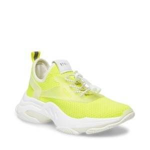 Steve Madden Yellow Athletic