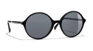 Chanel Chanel CH 5391-H c.508/S1 53mm Round Pearl Accent Polarized