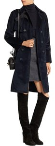 Tomas Maier Navytrench Corduroy Trench Coat