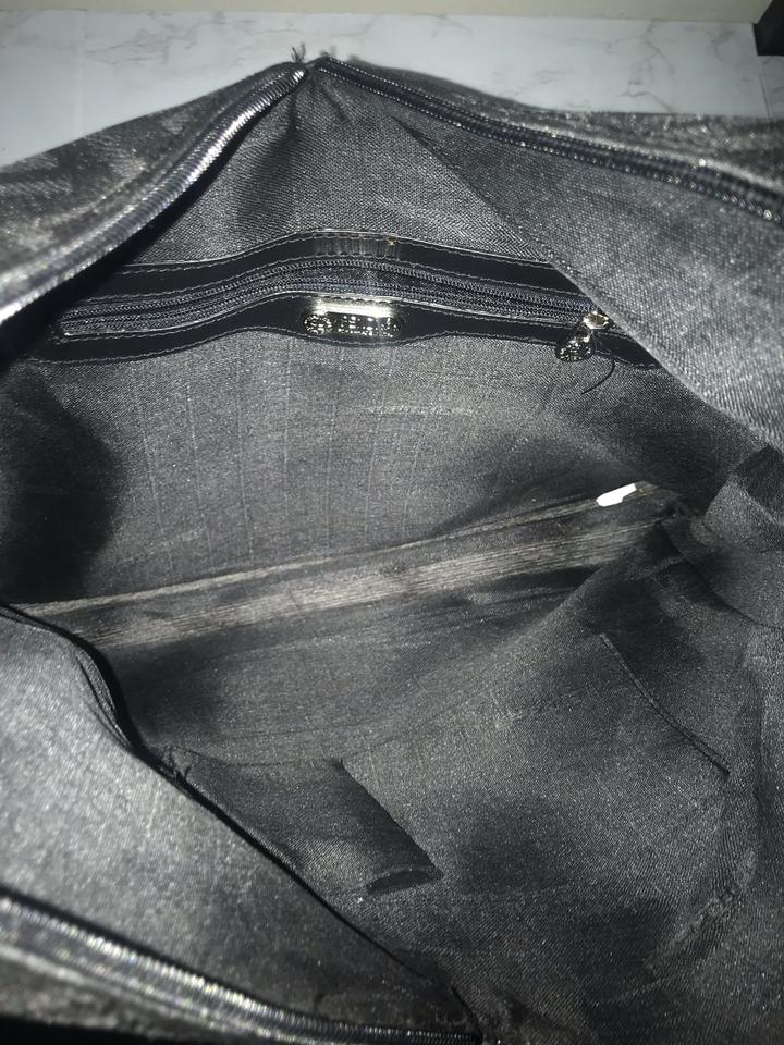 Made In Design Sas.Fendi Roma S A S Made In Italy Black Leather Hobo Bag 94 Off Retail