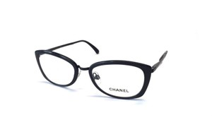 Chanel Chanel CH 2172 c.101 Lightweight Metal Frame Eyeglasses RX 48mm Italy