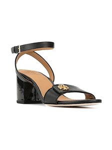 Tory Burch black/gold with tag Sandals