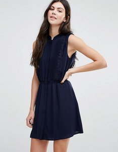 Greylin short dress Navy Blue on Tradesy