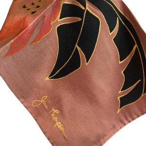 Jim Thompson Thai Silk Scarf