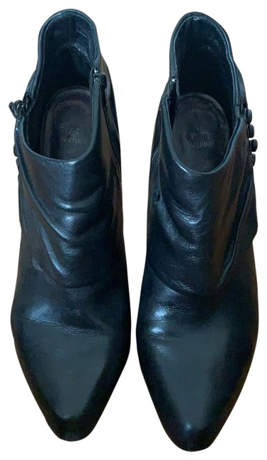 Saks Fifth Avenue Black Boots/Booties Size US 10 Regular (M, B) Saks Fifth Avenue Black Boots/Booties Size US 10 Regular (M, B) Image 1