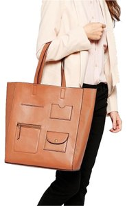 Other Tote in Light Cognac