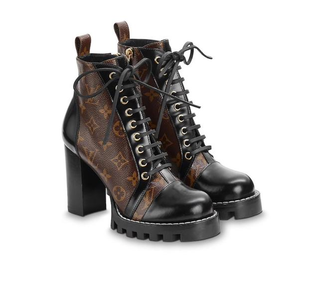 Item - Brown Star Trail Ankle Boots/Booties Size EU 39 (Approx. US 9) Regular (M, B)