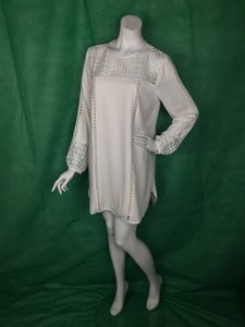 English Factory short dress ivory on Tradesy
