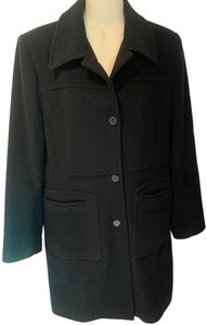 Marc New York Wool Cashmere Winter Andrew Pea Coat