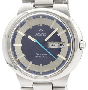Omega Omega Dynamic Automatic Stainless Steel Men's Dress Watch