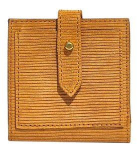 Madewell madewell the post billfold wallet in corduroy suede