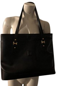 Hartmann Tote in black