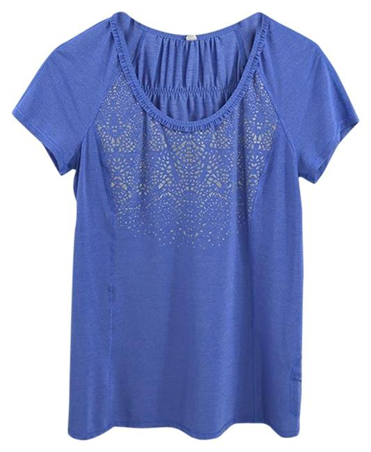 Item - Blue #170-193 Activewear Top Size 8 (M)